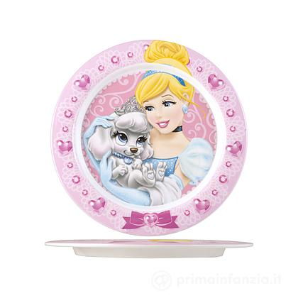 Piatto piano Princess & Pets