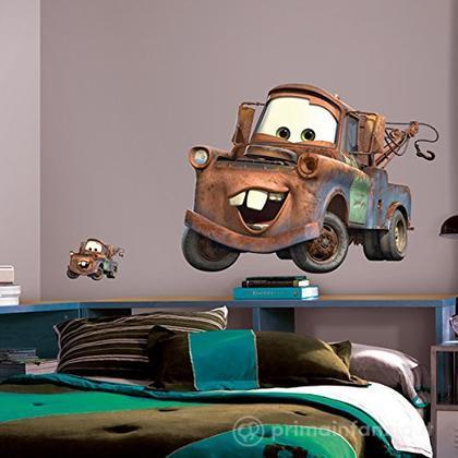 Adesivi murali rimovibili Cars Mater Giant