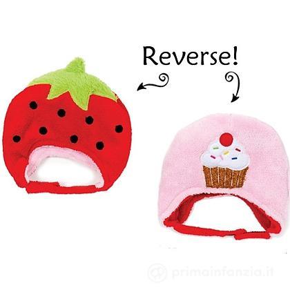 Cappello Fragola/Cupcake - 6m-3 anni