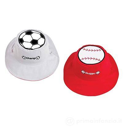 Cappellino Estivo Reversibile Calcio