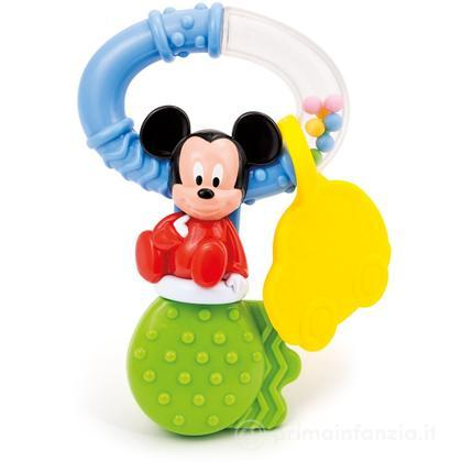 Sonaglino chiave Mickey Mouse
