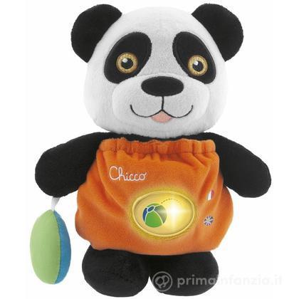 Panda parlante