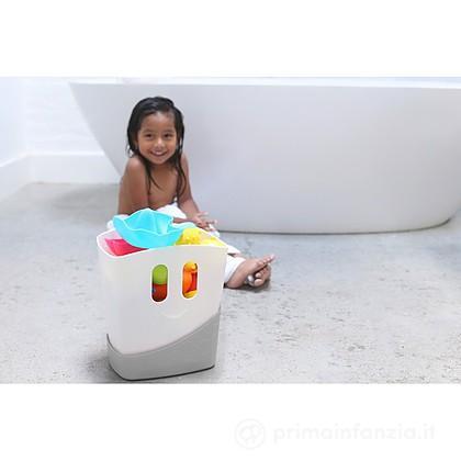 Cestino per giochi da bagno