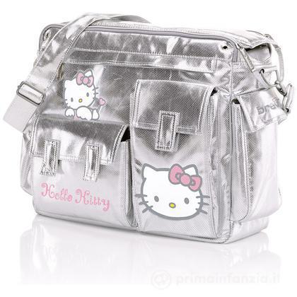 Borsa fasciatoio Free Style Hello Kitty
