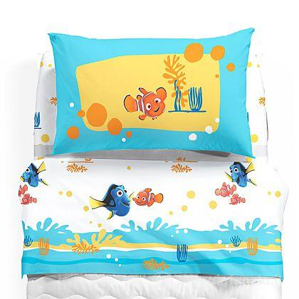 Completo Lenzuola Nemo e Dory
