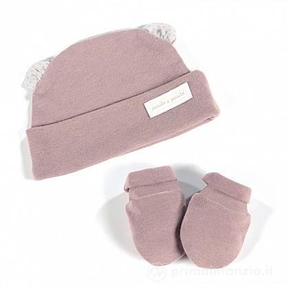 Set cappello e manopole Normandie