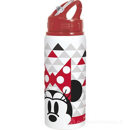 Borraccia Minnie 600 ml Alluminio
