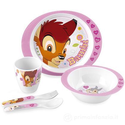 Set pappa Bambi 5 pz.