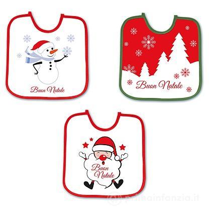 3 Bavaglini Natale