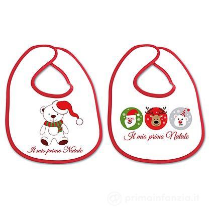 2 Bavaglini Il mio primo Natale