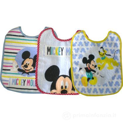 3 Bavaglini Mickey