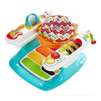 Baby Piano Tante Attività 4 in 1