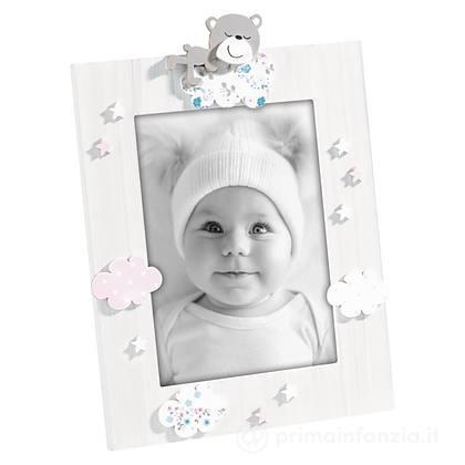 Cornice Portafoto in Legno 13x18 cm Bambina