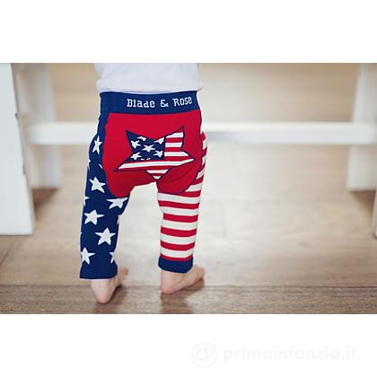 Leggings Bandiera USA