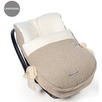 Sacco e copriovetto universale Tweed Baby