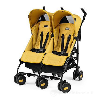 Passeggino gemellare Pliko Mini Twin