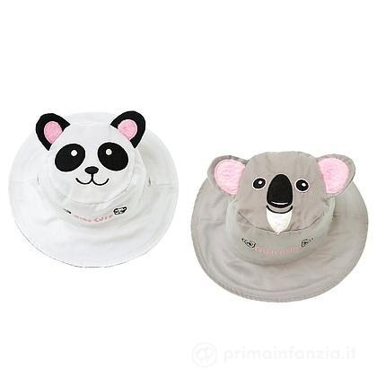 Cappellino Estivo Reversibile Panda