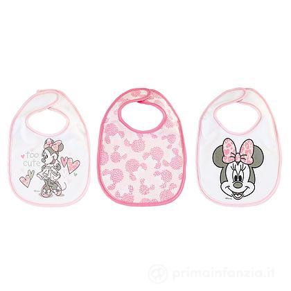 3 Bavaglini Disney Minnie