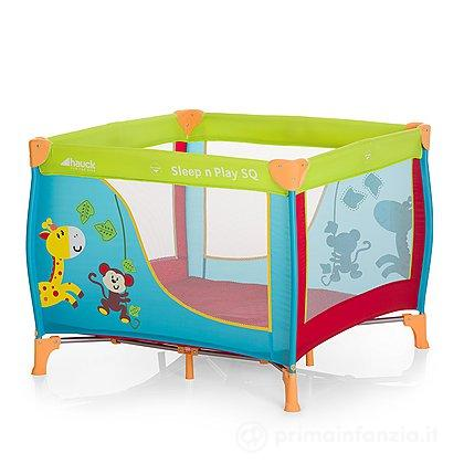 Lettino Box Sleep'n play SQ