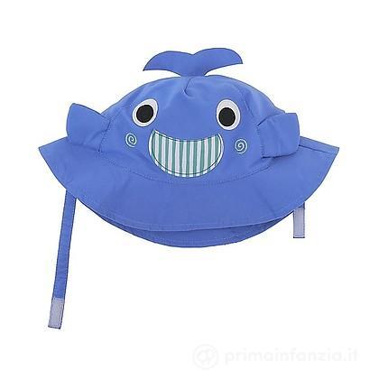 Cappellino Estivo Balena UPF 50+