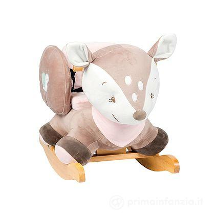 Dondolo Elefante Nattou.Dondolo Cerbiatto Fanny