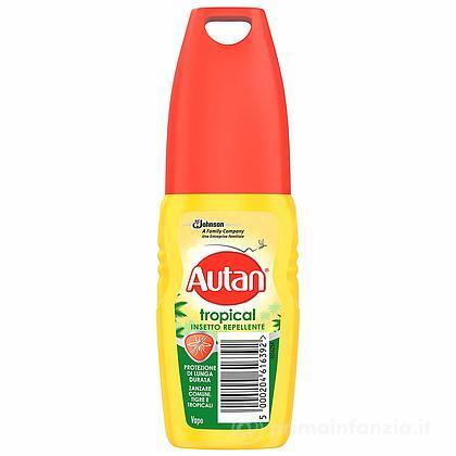Vaporizzatore Spray antizanzara Tropical ml 100