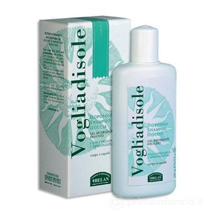 Doposole shampoo doccia corpo e capelli
