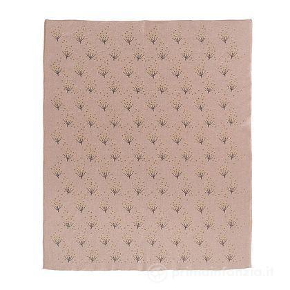 Coperta lavorata a maglia 80 x 100 cm Dandelion
