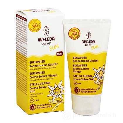 Crema Solare Stella Alpina Viso SPF 30 50 ml