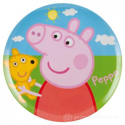 Piatto piano Peppa Pig