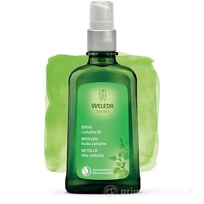 Olio cellulite Betulla 100 ml