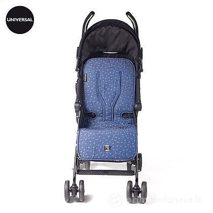 Materassino passeggino Aerosleep Denim Baby