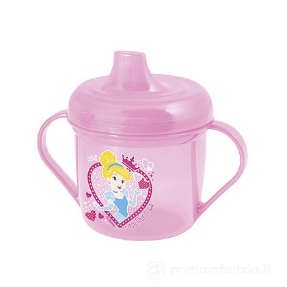Tazza secondi sorsi Principesse in PP 200 ml