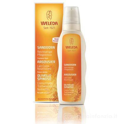 Crema Fluida Olivello Trattamento Nutriente 200 ml