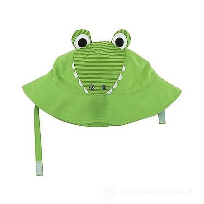 Cappellino Estivo Coccodrillo UPF 50+