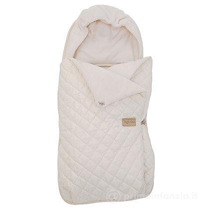Sacco invernale Newborn per culla e seggiolino
