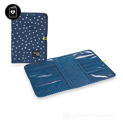 Porta documenti Denim Baby