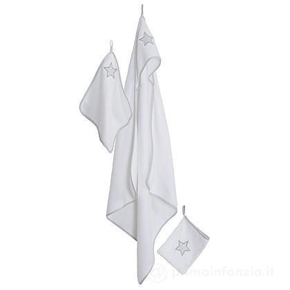 Set Accappatoio e asciugamano