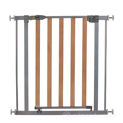 Cancelletto wood lock safety gate hauck for Prolunga cancelletto hauck
