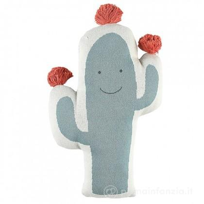 Cuscino cactus in cotone biologico