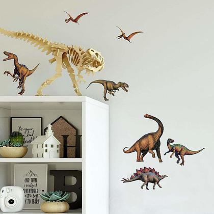 Adesivi murali rimovibili Dinosaurs