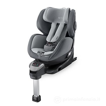 Seggiolino auto Zero 1 - aluminium grey - Recaro ...