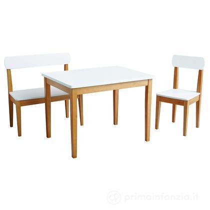 Set tavolo panca e sedie
