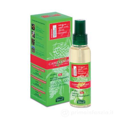 Olio rigenerante capelli Jojoba e Babassu