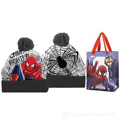 Cappello risvolto Spider Man
