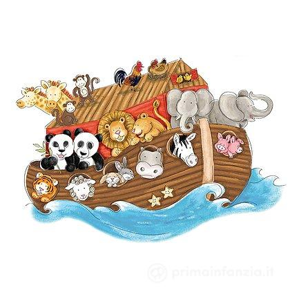 Adesivi murali rimovibili Arca di Noe