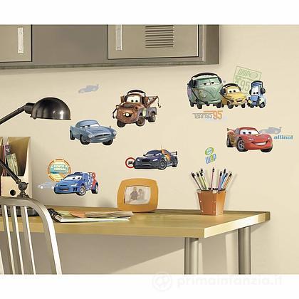 Adesivi murali rimovibili Cars 2