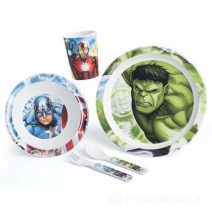 Set Pappa Avengers 5pz