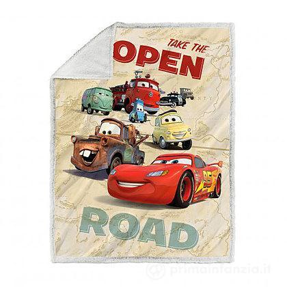 Plaid Cars Road