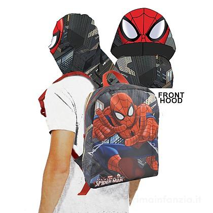 Zaino con cappuccio Spider Man